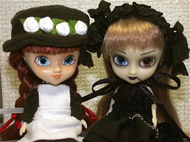 プーリップ・Ann & Noir