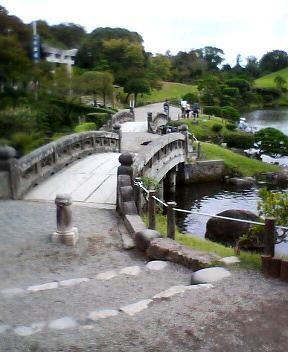 水前寺庭園