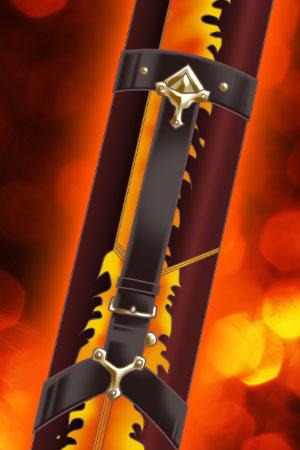 この剣の名前は火香鎚でいいのかな?